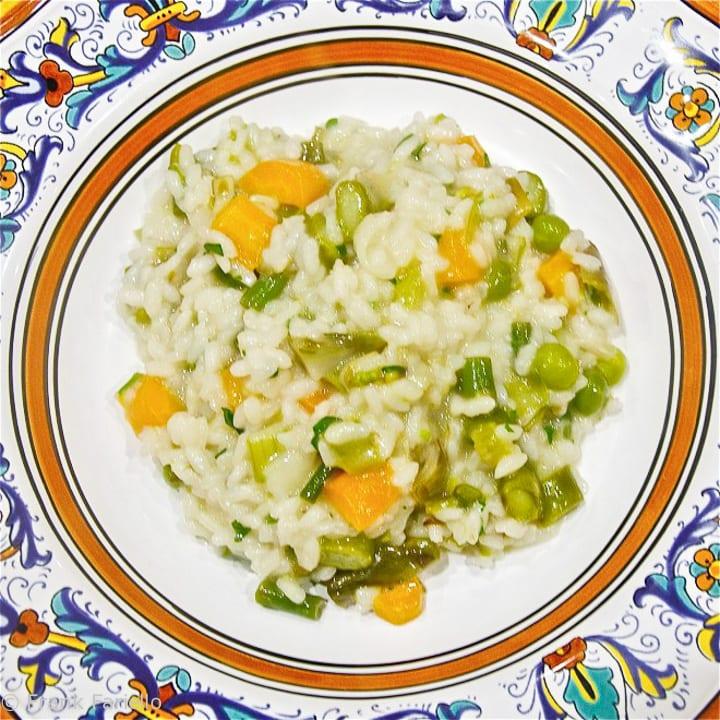 Risotto Alla Primavera Recipes — Dishmaps
