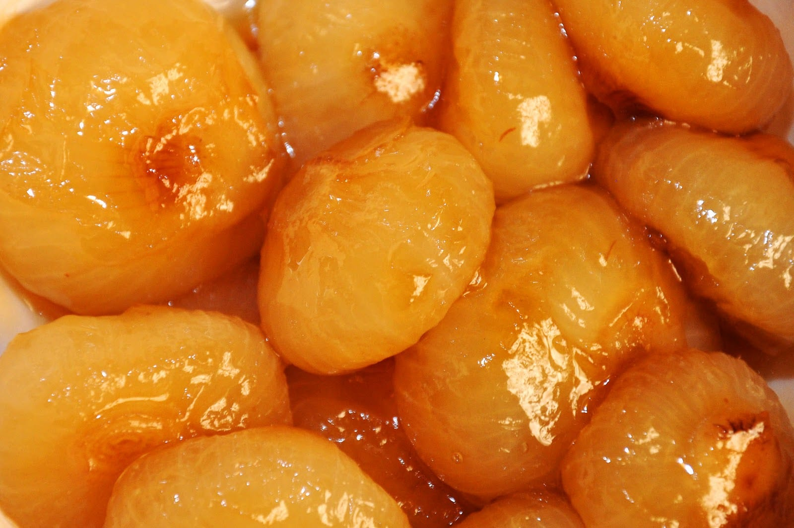 ... in agrodolce (Sweet and Sour Baby Onions) | Memorie di Angelina