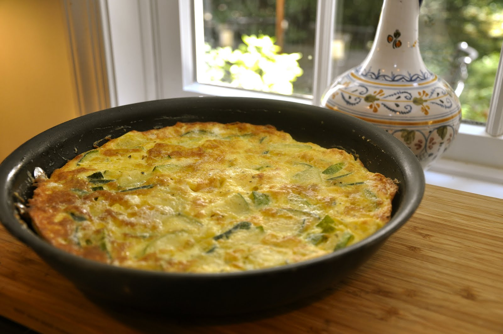 Spicy Zucchini Frittata Recipes — Dishmaps