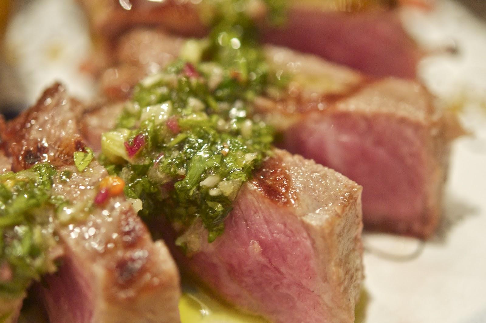 Chimichurri (Argentinian Steak Sauce) | Memorie di Angelina