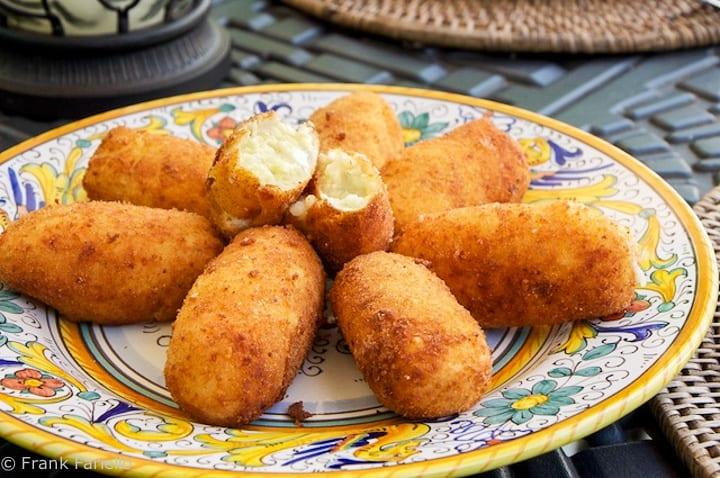 Crocchette di patate (Potato Croquettes) | Memorie di Angelina