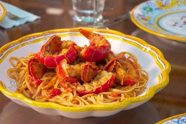 Lobster «Fra Diavolo» | Memorie di Angelina