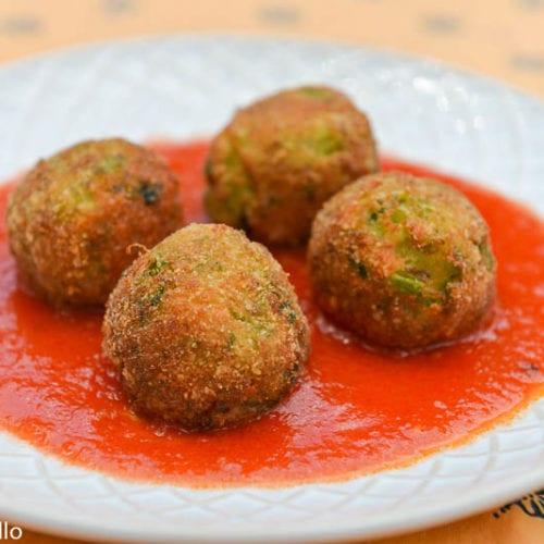 Polpette di sedano (Celery Balls)